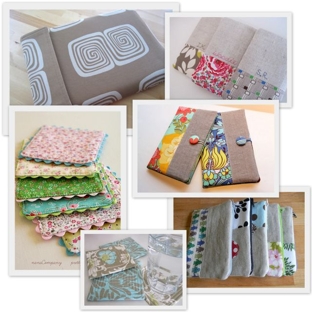 Twelve Pretty Gift Ideas to Sew  The cottage Small