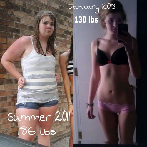 Fit Before Amp After Transformation Pinterest