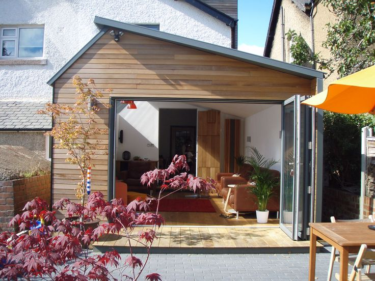 The 25 Best Ideas About Garden Room Extensions On Pinterest