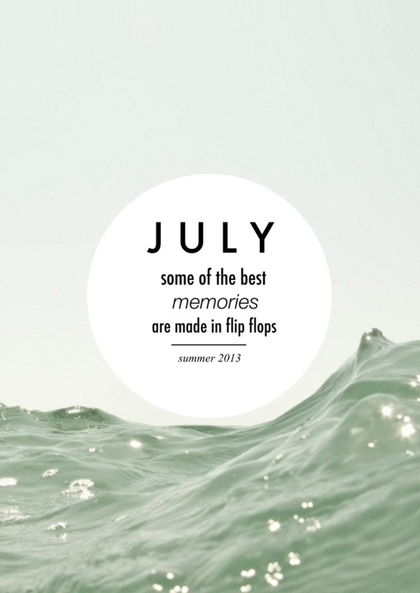 74 best images about The Month of July on Pinterest
