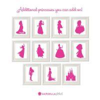 1000+ ideas about Princess Silhouette on Pinterest ...