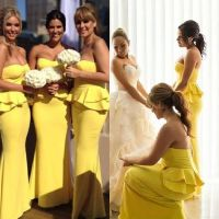 Best 20+ Yellow bridesmaid dresses ideas on Pinterest