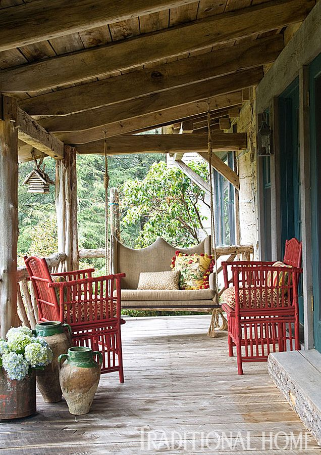 78 Best Cute Cottage Style Porches Images On Pinterest