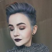 shaved hairstyles ideas
