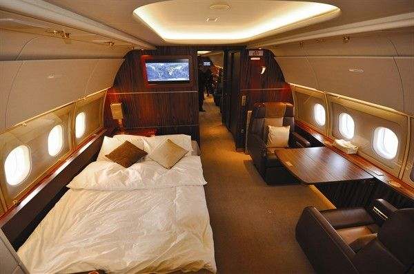 20 Private Plane Interiors Nicer Than Your House Private Jet Interior Planes And 39