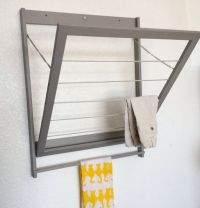 17 Best ideas about Laundry Drying Racks on Pinterest