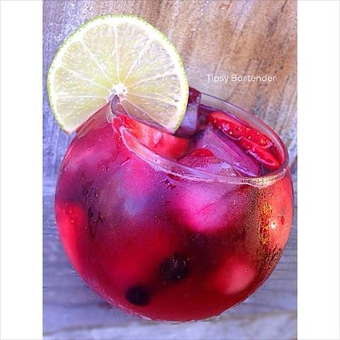 I Wish A Bitch Would Cocktail – For more delicious recipes and drinks, visit us here: www.tipsybartend