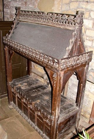 76 Best images about Medieval furniture on Pinterest
