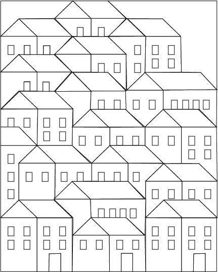 1000+ images about QUILT-BUILDINGS-INSP on Pinterest