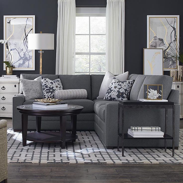 25+ best ideas about Small Sectional Sofa on Pinterest