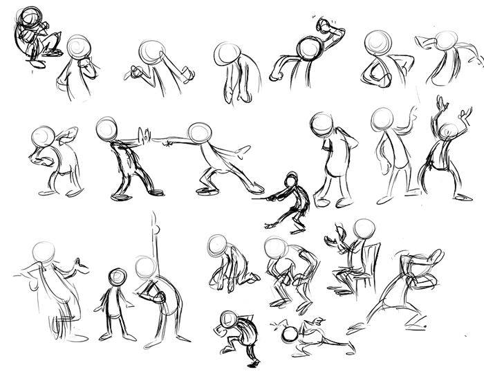 123 best images about How to Draw Action Poses on