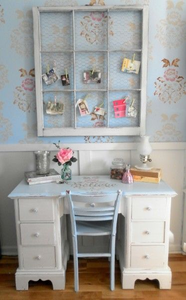 25 best ideas about Shabby chic desk on Pinterest  Desk