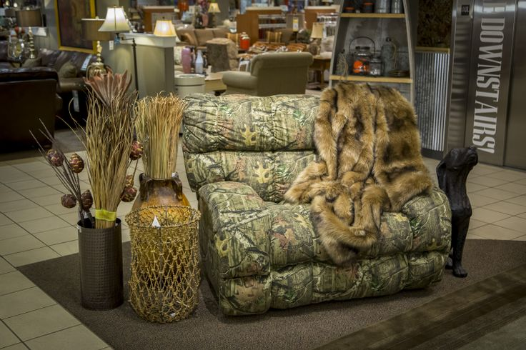Camo Couch DuckDynasty Fathers Day Pinterest