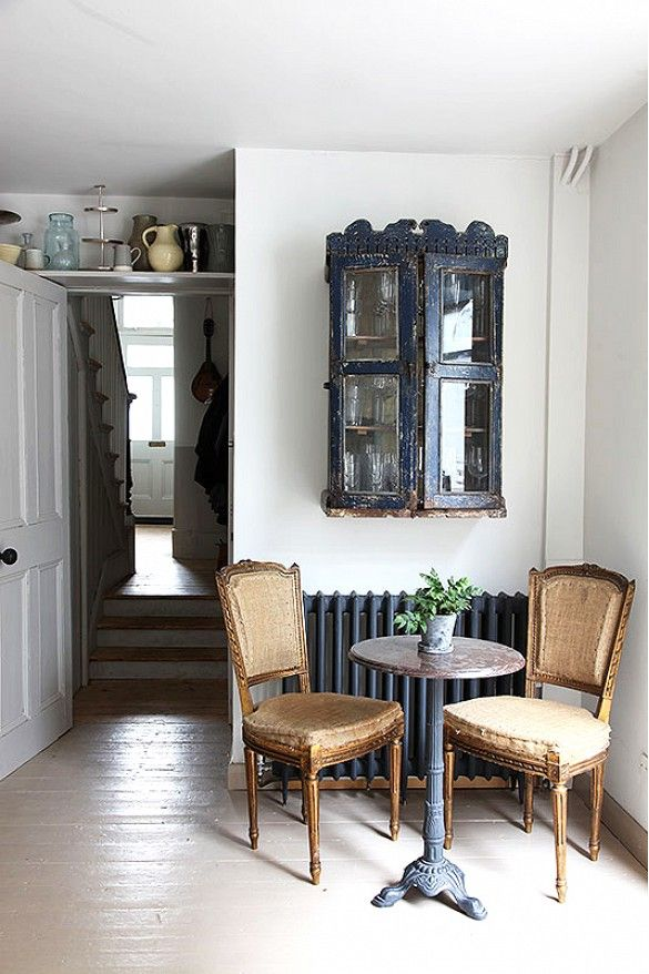 kitchen nook table faucet supply lines inside a quaint victorian with incredible bones ...