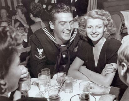 Image result for victor mature and rita hayworth
