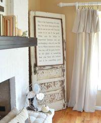 17 Best ideas about Vintage Door Decor on Pinterest