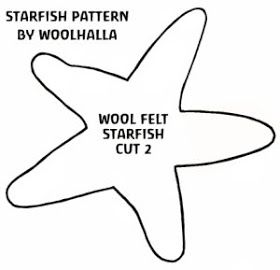 25+ creative Starfish Template ideas to discover and try