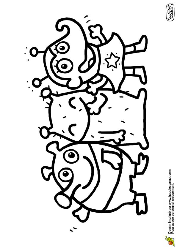 Robot For Little Children Coloring Pages Free Printable Coloring