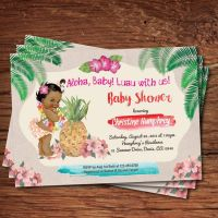 The 25+ best ideas about Luau Baby Showers on Pinterest