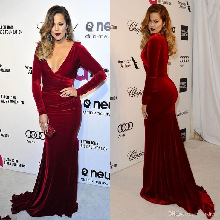 Kardashian Khloe Bridesmaid Gowns