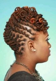 medium length locs styles - google
