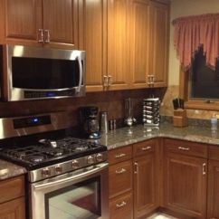 Kitchen Cabinet Paint Colors Island And Table Testimonial Gallery: Rust-oleum Transformations ...