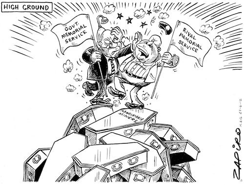 78 Best images about Zapiro Cartoons on Pinterest