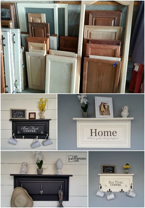 Easy Cabinet Door Projects By My Repurposed Life Easy