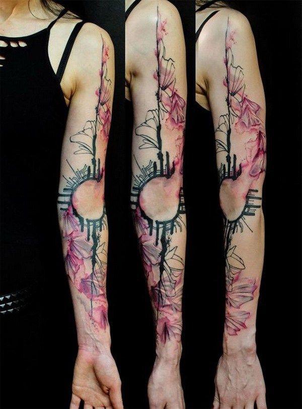ideas feminine sleeve