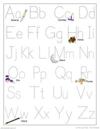 Preschool Worksheets 3 Year Olds
