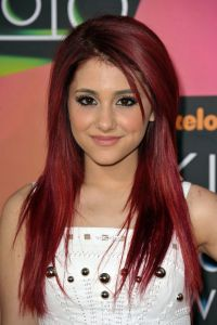 ariana grande red hair | new hair color? | Pinterest | Her ...