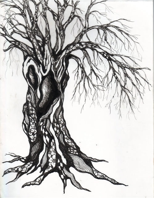 Simply Doodle Tree