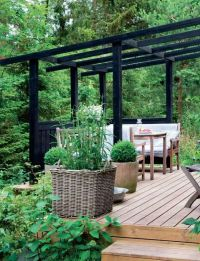 17 Best ideas about Backyard Deck Designs on Pinterest