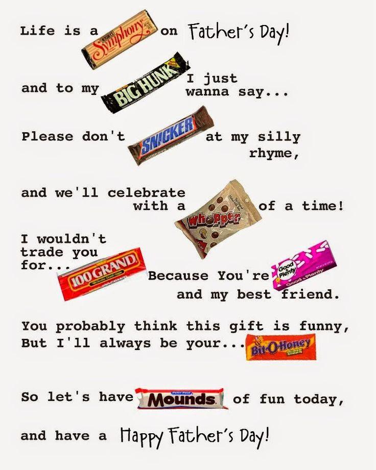 Cute Sayings Cute Quotes Cute Sayings Using Candy Bars