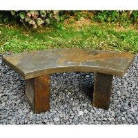 12 best images about curved benches on Pinterest | Faux ...
