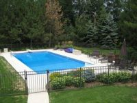 Best 25+ Rectangle pool ideas only on Pinterest | Backyard ...