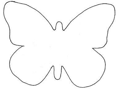 25+ best ideas about Butterfly template on Pinterest