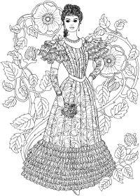 Welcome to Dover Publications Creative Haven Art Nouveau ...