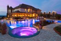 2913 best Stunning Pools With Waterfalls images on Pinterest