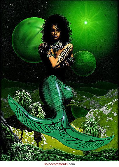 Black Mermaid Tumblr Black Mermaids Mermen Pinterest