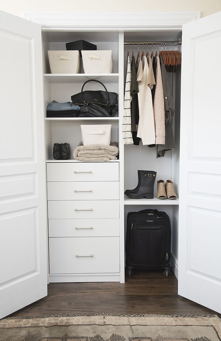 261 best images about Bedroom Closets on Pinterest