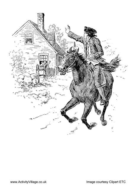 1000+ images about Lesson Plans on Paul Revere's Midnight