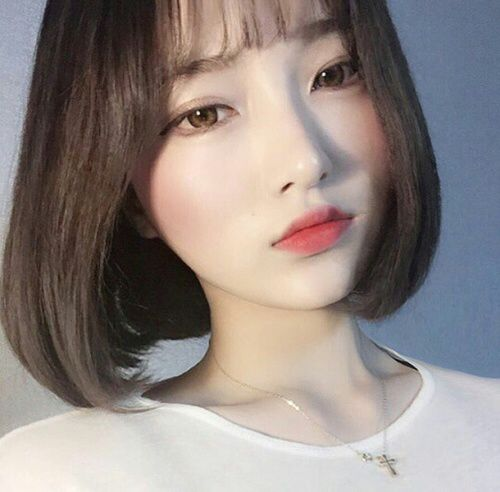 25 Best Ideas About Ulzzang Short Hair On Pinterest Korean