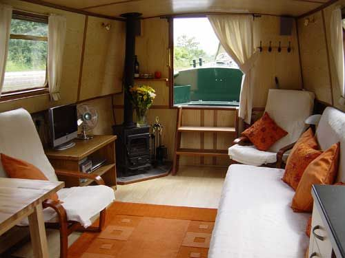 80 Best Images About House Boats On Pinterest