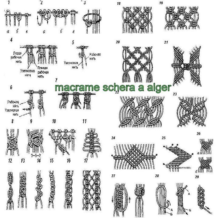 170 best images about Macrame Planters and Knot Diagrams