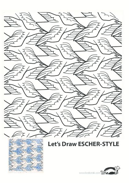 17 Best images about Artists: MC Escher on Pinterest