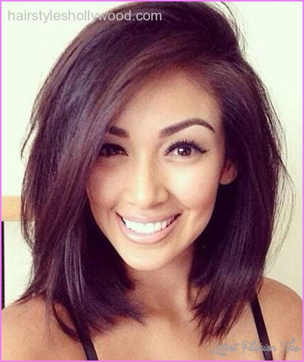 25 Best Ideas About Haircuts For Round Faces On Pinterest Bobs