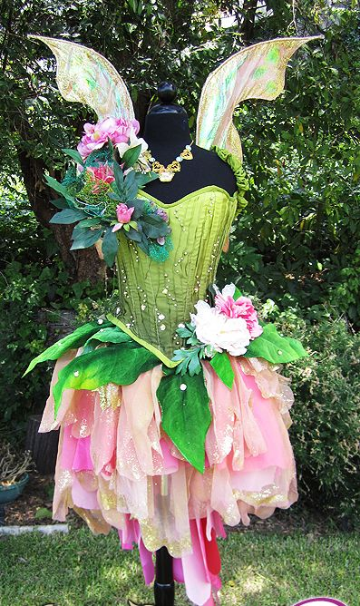 Best 25 Fairy dress ideas on Pinterest Fairy costume