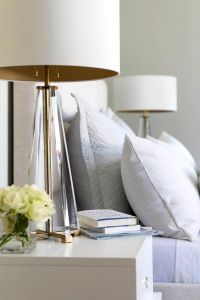 25+ best ideas about Bedside table lamps on Pinterest ...