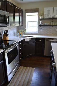 Corner Kitchen Sink Cabinet - WoodWorking Projects & Plans